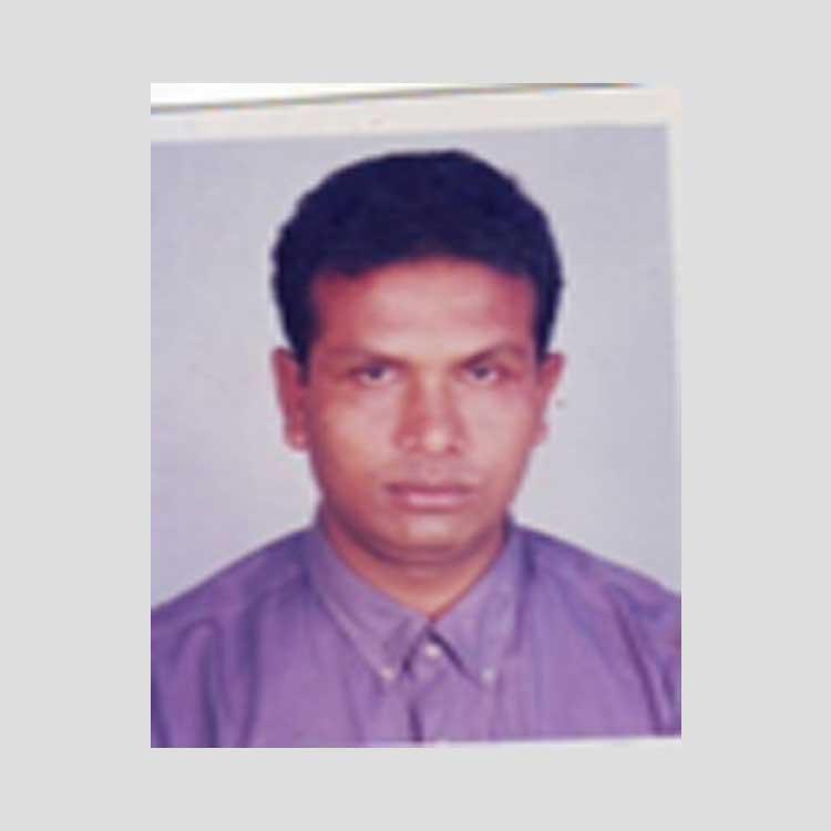 Md. Mizanur Rahman, Treasurer