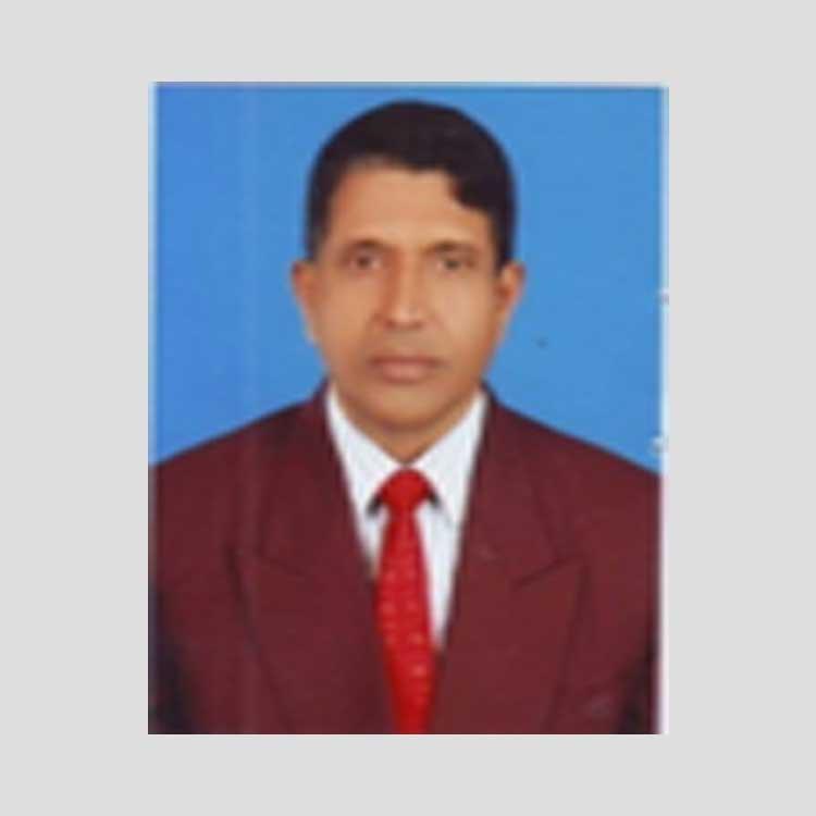 Syed Nasir Uddin, Vice Chairman